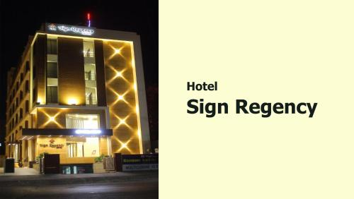 Hotel Sign Regency