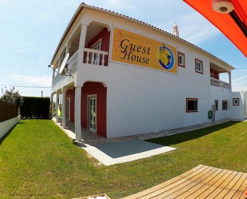Отель Arrifana Ocean View Guest House 0 звёзд Португалия