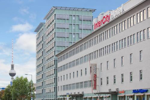 InterCityHotel Berlin Ostbahnhof photo 1