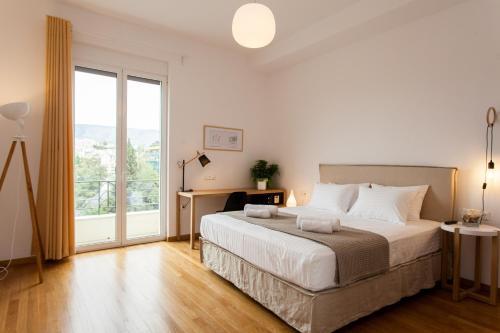 Отель Nakos Homes Luxury Apartment-Acropolis Area 0 звёзд Греция
