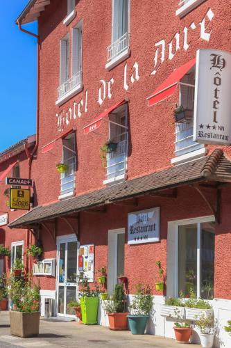 Hôtel Restaurant de la Dore