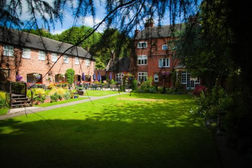 Photo of The Manor Guest House Hotel Bed and Breakfast Accommodation in Cheadle Staffordshire