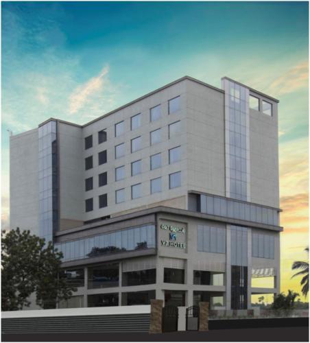 Отель V 7 HOTEL 3 звезды Индия