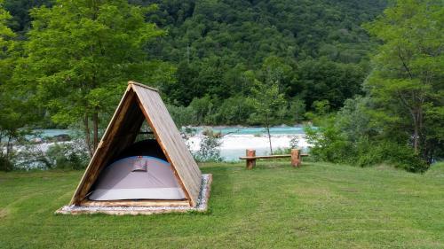 Отель Camp Gabrje 2 звезды Словения