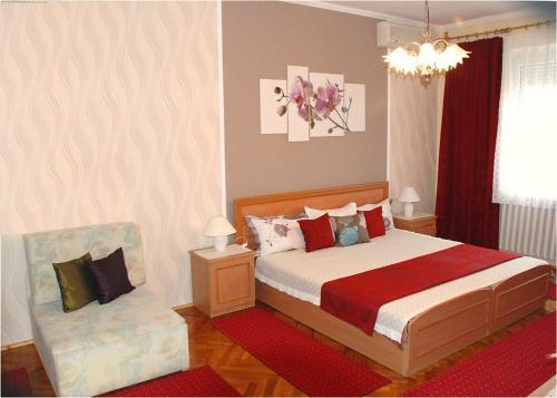 Отель Napfény Apartmanház 0 звёзд Венгрия