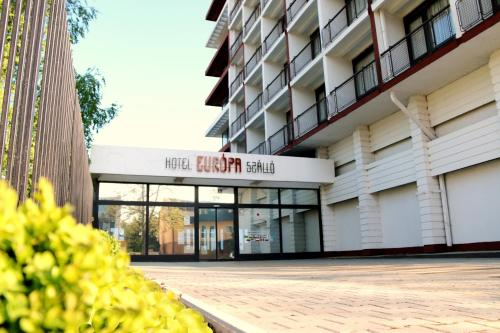 Hotel Európa, Шиофок