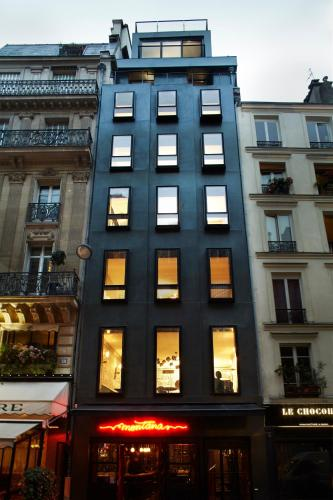 Hotel le montana h tel 28 rue saint benoit 75006 paris for Hotels 75006