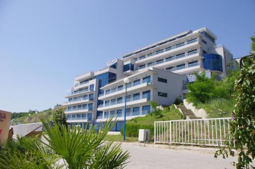 Aurora apartments on the beach