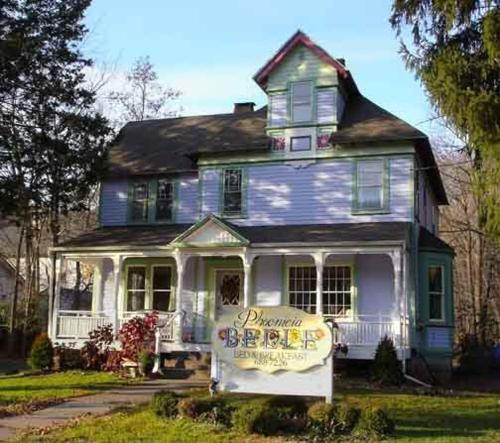 Phoenicia Belle Bed  Breakfast