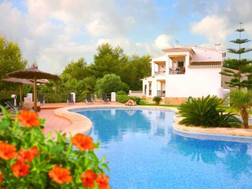Apartments Benimeit, hotel en Moraira