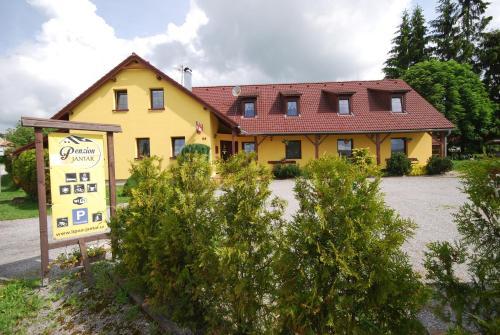 Отель Penzion Jantar 3 звезды Чешская Республика