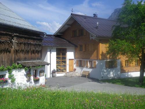 Ferienbauernhof Haus Berthold - Superior Apartment mit 2 Schlafzimmern