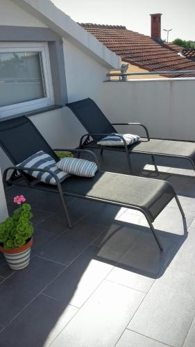 Отель Apartment JK 3 звезды Хорватия