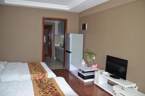Отель Xinghai Fashionable Apartment Dalian Xinghai Square Branch 0 звёзд Китай