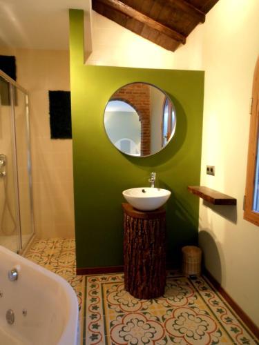 Suite El bosque  Hotel Rural La Viña - Only Adults 1