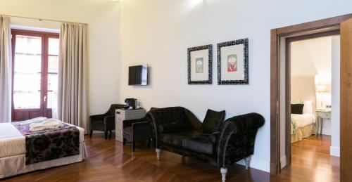 Familiensuite mit 2 Schlafzimmern Palacio Pinello 5