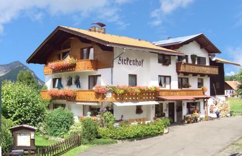 Birkenhof - Studio mit Terrasse