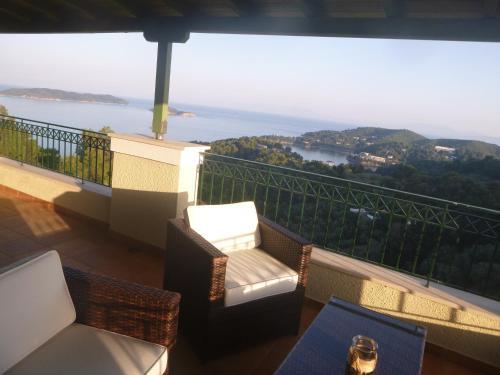 Отель Villa Heliotropio 0 звёзд Греция