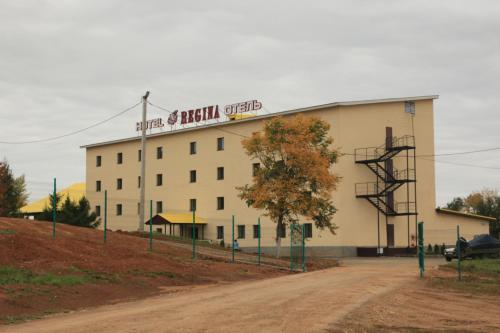 Отель Hotel Regina Mamadysh 3 звезды Россия