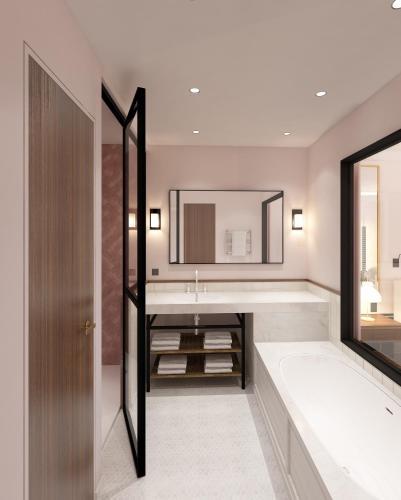 le roch hotel spa review paris travel. Black Bedroom Furniture Sets. Home Design Ideas