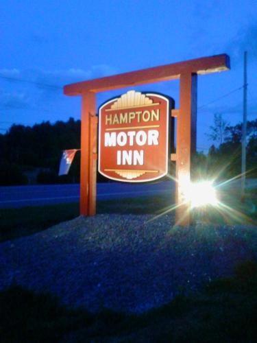 Hampton Motor Inn