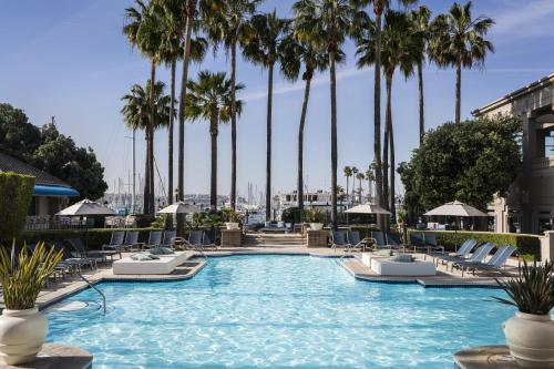The Ritz-Carlton Marina Del Rey CA, 90292