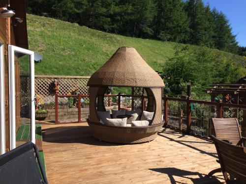 Thee-Bedroom Lodge - Glendevon Country Park