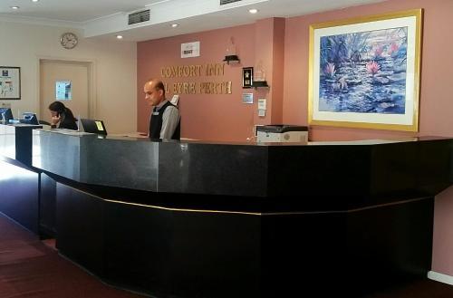 Comfort Inn Bel Eyre Motel Perth