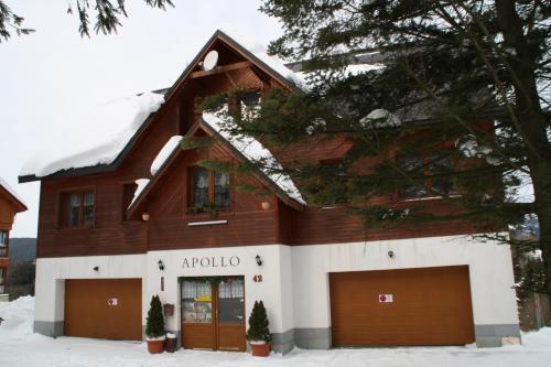 Отель Pension-Apartmany Apollo 3 звезды Чешская Республика