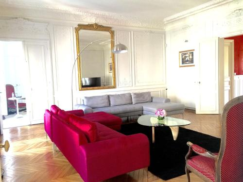 Appartement de Standing Champs Elysees