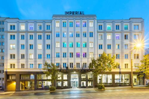 Отель Pytloun Grand Hotel Imperial 4 звезды Чешская Республика