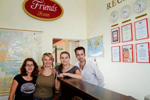 Отель Friends Hostel 0 звёзд Румыния