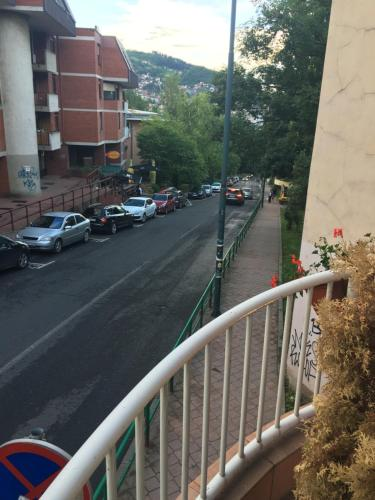 Luxury apartment in the center of Sarajevo