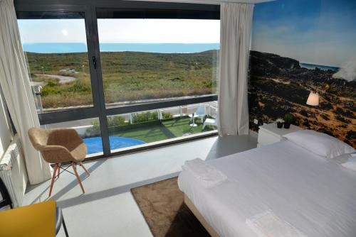Habitació Doble Delux amb Vistes al Mar (Deluxe Double Room with Sea View)