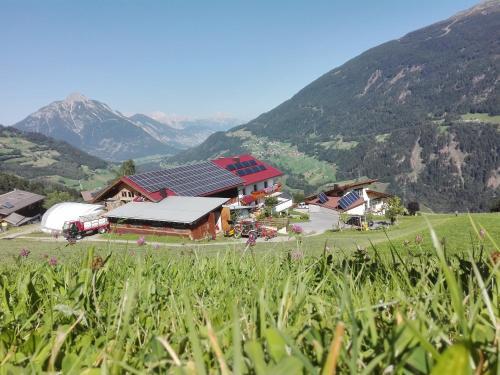 Отель Ferienwohnung Berghof Pixner 0 звёзд Австрия