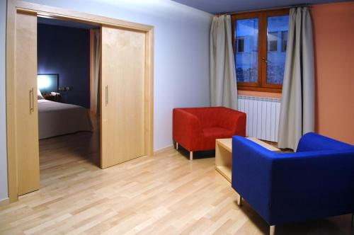 Superior Double Room La Merced de la Concordia 7