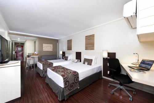 Chambre Twin De Luxe (Luxury Twin room)