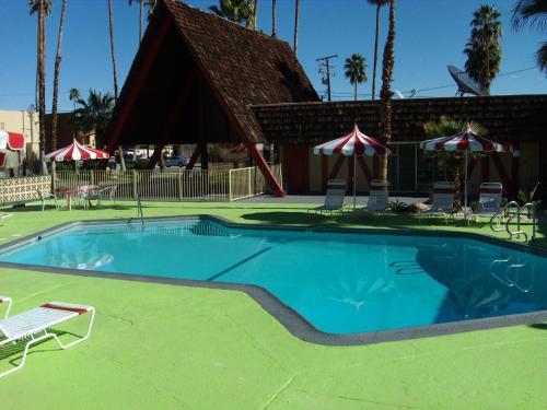 Desert Lodge, Palm Springs - Promo Code Details