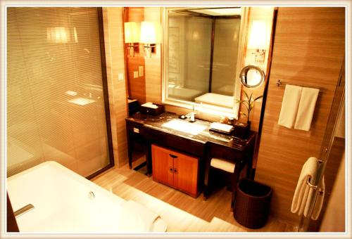 Suite Termasuk Pemandangan Tasik (Suite with Lake View)