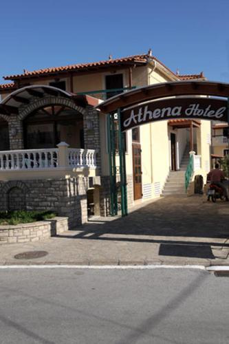Athena**  in Kokkari