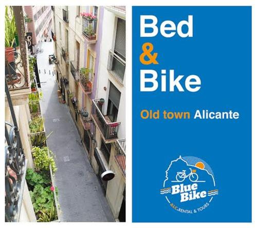 Hotel Bed & Bike | Alicante Old Town