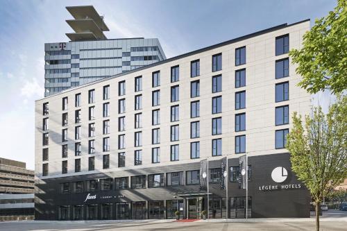 Отель Légère Hotel Bielefeld 4 звезды Германия