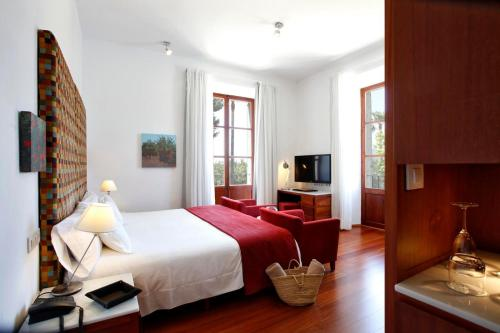 Suite Junior con terraza Sa Cabana Hotel & Spa - Adults Only 6