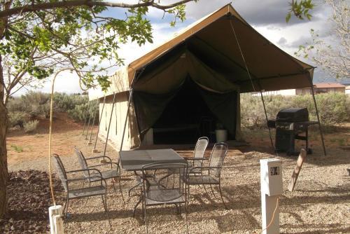 HotelAmerica's Tent Lodges Cortez