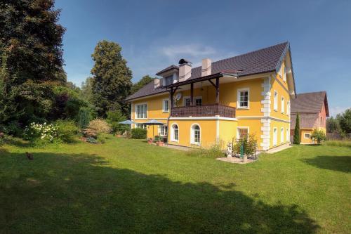 Landhaus Ferk - Apartment mit 2 Schlafzimmern und Terrasse