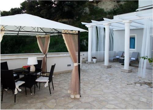 Отель AdiOro Luxury Beachfront Apartment 4 звезды Хорватия