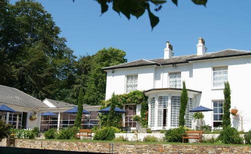 Photo of Penmere Manor Hotel Hotel Bed and Breakfast Accommodation in Falmouth Cornwall