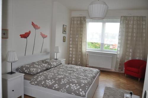 Prague Apartment Bořislavka