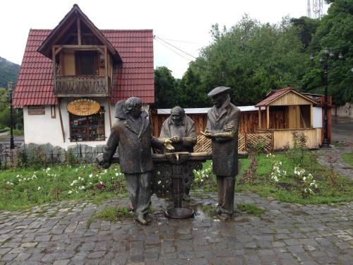 Гостевой дом Гокор