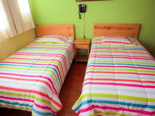Chambre Twin (Twin Room)